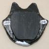 Flat Cat Head 008 - Back Tan