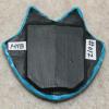 Flat Cat Head 012 - Martha Bechtel - Back Tan