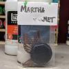 Bird Circles 002 - Martha Bechtel - Back Bag