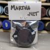 Flat Cat Head 005 - Martha Bechtel - Bag Back