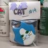 Flat Cat Head 014 - Martha Bechtel - Front Bag