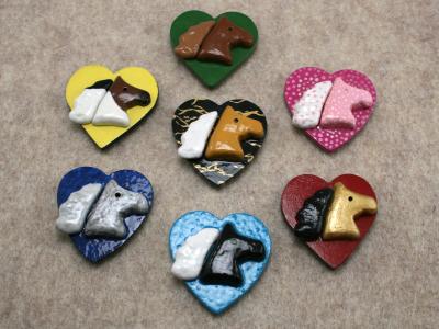 Horsehead Hearts - Martha Bechtel - Category Image