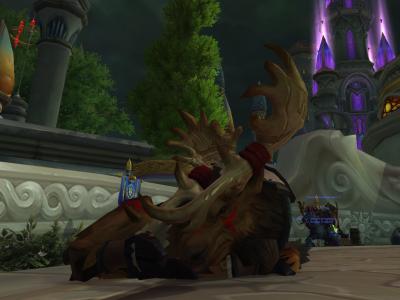 Sleeping Mooses - World of Warcraft