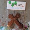 Wooden Cross Magnet 002 - Martha Bechtel - Front Desk
