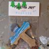 Wooden Cross Magnet 009 - Martha Bechtel - Front Desk