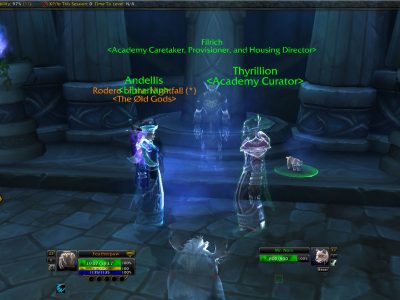 World of Warcraft - Harry Potter Jokes - Featherpaw