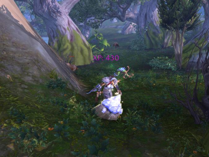 World of Warcraft - Moose-less Mining - Featherpaw