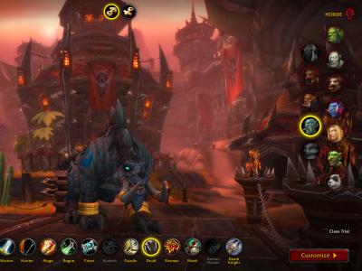 World of Warcraft - New Alts