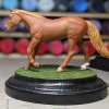 5 inch Round Grass Base - Stablemate