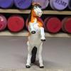 Davy - Custom Safari Ltd TOOB Rearing Pony - Martha Bechtel - Nose