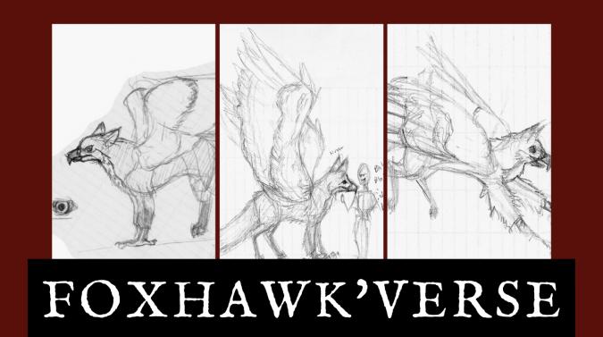 Foxhawk'verse - Blog Cover Image