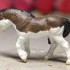 Mairzy Dapples - Custom Safari Ltd TOOB Walking Pony - Martha Bechtel - Left