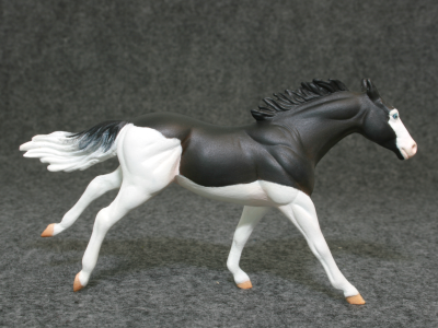 Partial Eclipse - Custom Breyer Stablemate Thoroughbred - Martha Bechtel - Gallery