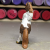 Rusty - Custom Safari Ltd TOOB Rearing Pony - Martha Bechtel - Back