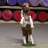 Rusty - Custom Safari Ltd TOOB Rearing Pony - Martha Bechtel - Front