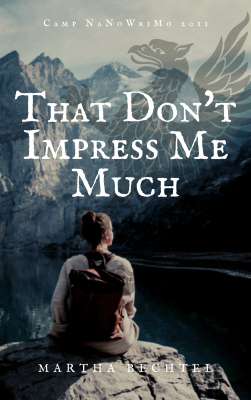 That Don't Impress Me Much - eBook Cover