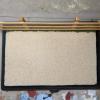 5x7 Rectangle - Sand Grass - TempA - Martha Bechtel - Model Horse Base - Fence Top