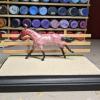 5x7 Rectangle - Sand Grass - TempA - Martha Bechtel - Model Horse Base - Horse Fence