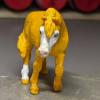 Buttercup - Custom Safari Ltd TOOB Walking Pony - Martha Bechtel - Nose