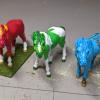 Custom Safari Ltd TOOB Standing Pony - Martha Bechtel - Fantasy Trio