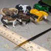 Custom Safari Ltd TOOB Walking Pony - Martha Bechtel - Pony WiP Squad