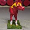 Ember - Custom Safari Ltd TOOB Standing Pony - Martha Bechtel - Nose