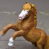 Flash - Custom Safari Ltd TOOB Rearing Pony - Martha Bechtel - Headshot