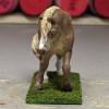 Ginger - Custom Safari Ltd TOOB Walking Pony - Martha Bechtel - Nose