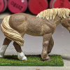 Ginger - Custom Safari Ltd TOOB Walking Pony - Martha Bechtel - Right