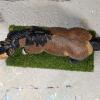Halfpint - Custom Safari Ltd TOOB Standing Pony - Martha Bechtel - Top