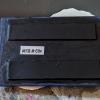 Leaping Horse Magnet 016 - Black Appaloosa - Martha Bechtel - Back