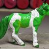 Lucky - Custom Safari Ltd TOOB Standing Pony - Martha Bechtel - Right