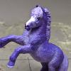 Petunia - Custom Safari Ltd TOOB Rearing Pony - Martha Bechtel - Headshot