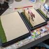 Sand and Grass Bases - Martha Bechtel - Model Horse Base - All sizes