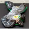 Leaping Horse Manget #19 - Dapple Gray - Martha Bechtel - Nose