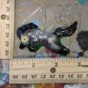 Leaping Horse Manget #19 - Dapple Gray - Martha Bechtel - Scale