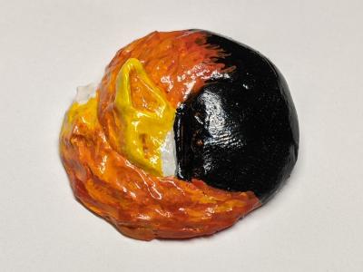 Sleeping Fox 02 - Firefox - Martha Bechtel - Tail