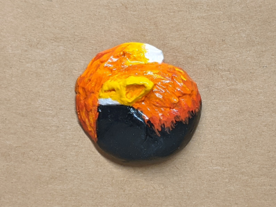 Sleeping Fox 02 - Firefox - Martha Bechtel - Tan