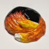 Sleeping Fox 02 - Firefox - Martha Bechtel - Tummy