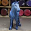Thorsday Blues - Custom Breyer Stablemate G4 Drafter - Martha Bechtel - Nose