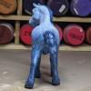 Thorsday Blues - Custom Breyer Stablemate G4 Drafter - Martha Bechtel - Tail