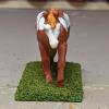 Briar Rose - Custom Breyer Mini Whinnie Jog Trot Quarter Horse Mare - Martha Bechtel - Nose