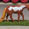 Briar Rose - Custom Breyer Mini Whinnie Jog Trot Quarter Horse Mare - Martha Bechtel - Right