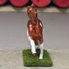 Foxfire - Custom Breyer Breyer Mini Whinnie Trotting Morgan Stallion - Martha Bechtel - Nose