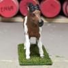 Lickitysplit - Custom Safari Ltd TOOB Running Pony - Martha Bechtel - Nose