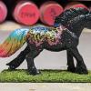 Orion - Custom Safari Ltd TOOB Running Pony - Martha Bechtel - Right