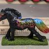 Orion - Custom Safari Ltd TOOB Running Pony - Martha Bechtel - Scale