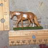 Thatill Do - Custom Breyer Mini Whinnie Jog Trot Quarter Horse Mare - Martha Bechtel - Scale