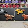 Fat Pegasus Magnets 7 13 14 15 - Martha Bechtel - Group Shot